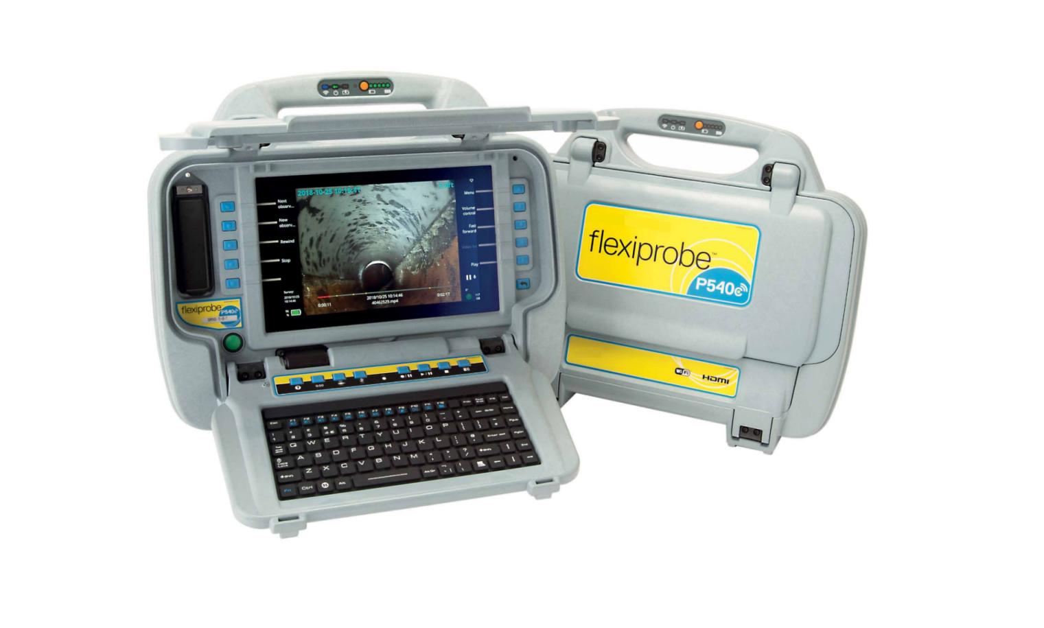 Inspection vidéo professionnel Flexiprobe P-540c